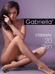 Rajstopy lycra 20den Gabriella