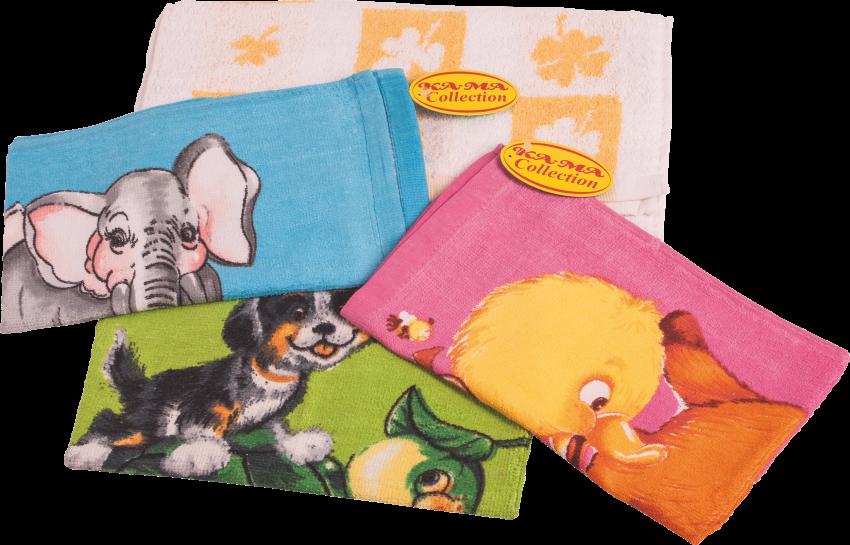 Ręcznik przedszkolny różne rodzaje